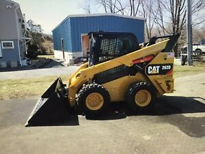 2018 Cat 262d Skid Steer 0 Financing Available Negotiable