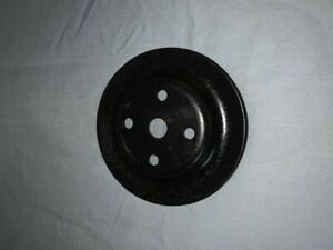 Mopar Single Groove Water Pump Pulley 5 1 4 1 1 4 Inch See Pics For More Detail