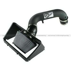 Afe Power 51 12402 Stage 2 Air Intake System Powder Coated Tube With Pro Dry S