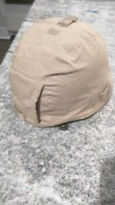 Airsoft Helmet w Cover Straps and Padding $20.00