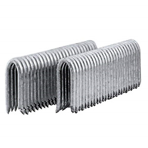 Freeman Fs105g125 10 5 gauge 1 1 4 Glue Collated Barbed Fencing Staples 1500