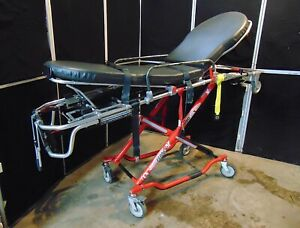 Ferno Proflexx Ambulance Stretcher Cot 07 060470 Works Good S4286