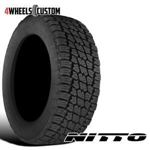 1 X New Nitto Terra Grappler G2 305 50 20 120s All terrain Radial Tire