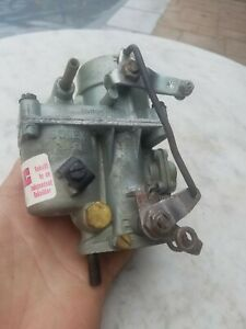 1960 s Volkswagen Solex 28 Pci Bug Beetle Bus Van Carburetor Excellent Condition