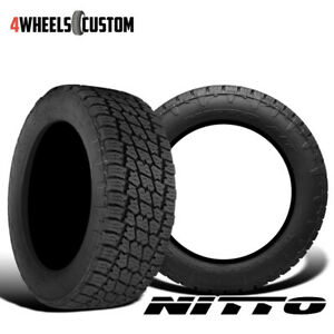 2 X New Nitto Terra Grappler G2 305 50 20 120s All terrain Tire