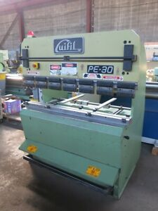 Guilfil Pe 15 30 Hydraulic Press Brake