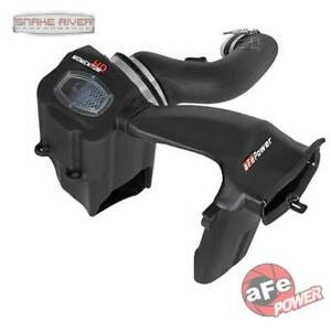 Afe Cold Air Intake 2017 2019 Ford Powerstroke Diesel 6 7l F250 F350 With Scoop