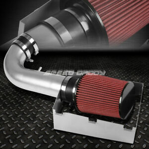 For 05 10 300c Charger Srt8 5 7 6 1 Cold Air Intake Aluminum Pipe Heat Shield