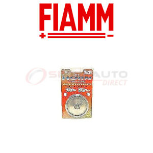 Fiamm Horn For 2012 Hyundai Veloster 1 6l L4 Car Safety Device Pp