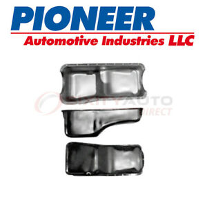 Pioneer Engine Oil Pan For 1977 1979 Ford E 350 Econoline Club Wagon 7 5l V8 He
