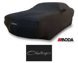 Coverking Moda Indoor Stretch Custom Car Cover For Dodge Challenger W Bag Logo