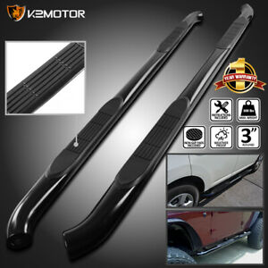 For 2005 2020 3 Nissan Frontier Crew Cab Running Nerf Boards Side Step Bars S s