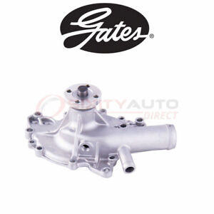 Gates Engine Water Pump For 1966 1967 Jeep Universal 3 7l V6 Coolant Aw