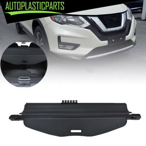 Retractable Trunk Cargo Cover Security Shield Fit For Nissan Rogue 14 19 S Sv Sl