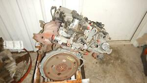 2002 Mazda Protege Engine 2 0l Vin 6 8th Digit At 02 17jx477