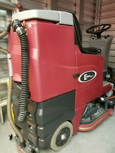 Riding Floor Scrubber