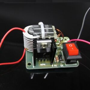 High Voltage Generator Circuit Module Project