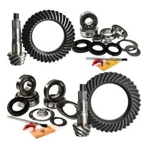 Differential Gear Set 07 newer Toyota Tundra 5 7l 4 88 Ratio Gear Package Kit