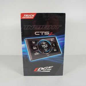 New Edge Open Box Insight Cts2 84130 Monitor For Ford Gmc Chevy Dodge Ram Cts2