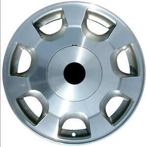 04559 Refinished Cadillac Deville 2001 2002 16 Inch Wheel Rim