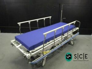 Hill rom P8000 Transtar Patient Stretcher Fully Refurbished