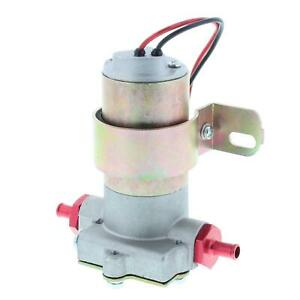 Speedway Red Electric Fuel Pump 7 Psi 97 Gph
