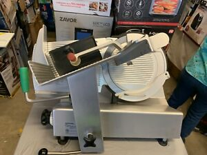 2016 Bizerba Gsp Hd 33 Automatic Commercial Deli Cheese Meat Slicer