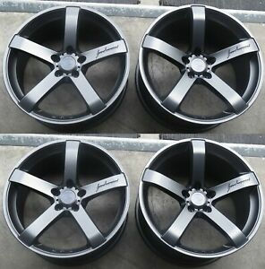 19x8 5 19x9 5 5x120 Mrr Vp5 Wheels For Bmw 6 Series 640 645 650 M6 Rims Set 4