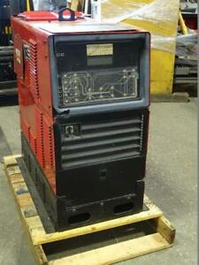 Lincoln Electric Power Wave 450 Welder Power Source 200 460v 3ph 10197