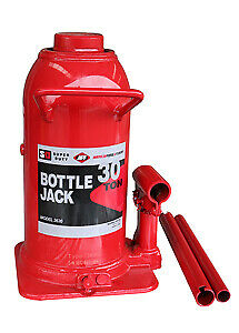 30 Ton Super Duty Welded Bottle Jack Aff American Forge 3630