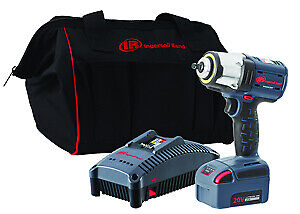 3 8 Iqv 20v Cordless Impact Wrench One Battery Kit Tool W5133 k12