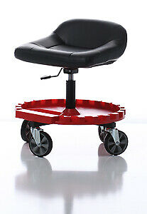 Monster Gear Seat Rolling Creeper Traxion Inc 2 230