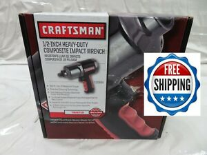 Craftsman 919984 1 2 inch Heavy duty Composite Impact Wrench Free Shipping