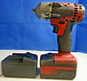 ri5 Snap on 18v Cordless 3 8 Impact Driver