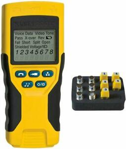 Klein Tools Vdv501 823 Vdv Scout Pro 2 Traces And Tests Coax