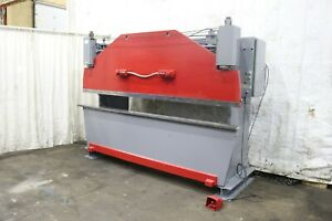 50 Ton Lvd Hydraulic Press Brake Yoder 72646