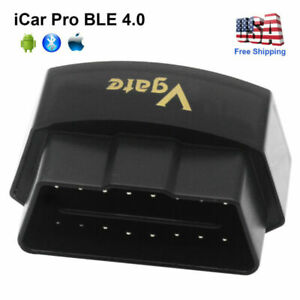 Vgate Icar Pro Bluetooth Ble Bimmercode For Bmw Code Iphone Ipad Android Obd2