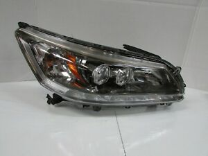 2013 2014 2015 Honda Accord Touring Oem Right Led Headlight With Module R1