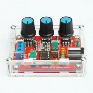 Xr2206 Function Signal Generator Module Diy Kit Sine Triangle Square Output
