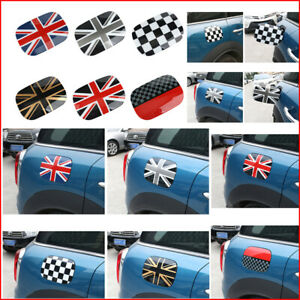 Accessories Abs Car Fuel Tank Cap Cover Sticker For Mini Cooper Countryman F60