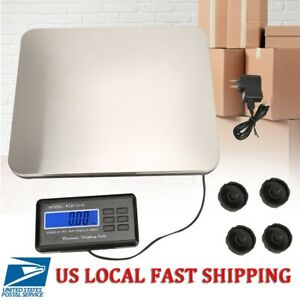 Smart Weigh 660lbheavy Duty Digital Shipping Postal Scale With Tare