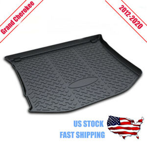 Car Rear Trunk Cargo Boot Liner Pad Protector Mat For Jeep Grand Cherokee 12 19