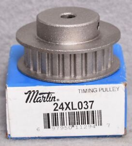 Martin 24xl037 Timing Pulley