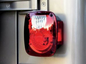 Tail Light Set Diamond Brite Kit Rampage 5307
