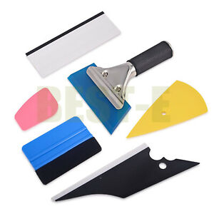 Car Wrap Vinyl Tools Kit Window Tint Installation Car Application Tool Set Us