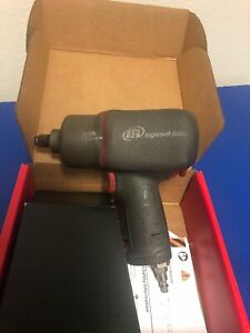 Ingersoll Rand 2235qtimax 1 2 Drive Air Impact Wrench Booth Fitting Box