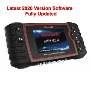 Icarsoft Bmw V2 0 Diagnostic Scan Tool Latest 2019 Software Extra Features