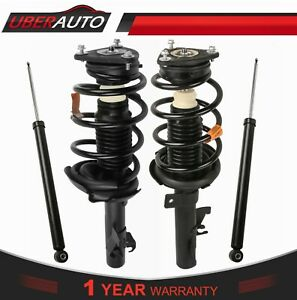 Rear Front Shock Absorbers Struts W Coil Spring Assembly For Mazda 3 Mazda 5