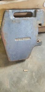 30 3154885 Tractor Suitcase Weight White Wfe