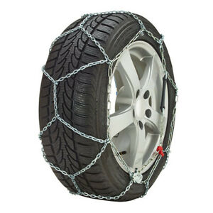 Snow Tire Chains Thule konig E9 Gr 075 205 50 16 9 Mm Thickness
